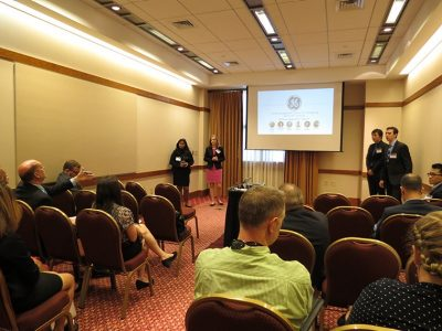 Presentation by Team 39 (Matthew Lee Cheatham, Ruihua Li, Leigh Raven Mathewes, Kyra Hikari Vila)